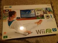 Wii U Wii fit board