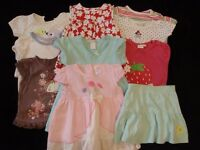 Assorted summer clothes ~ 6-9 months