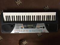 Yamaha key board psr-175