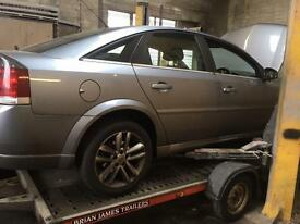 Vauxhall vectra body panels sri