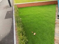New and Unused Artificial Grass - Luxury Club design.