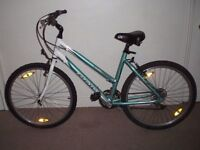"Aluminium Giant GSR Comfort (19""/21"") Mountain Bike"