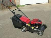 Mountfield petrol lawnmower in good working order
