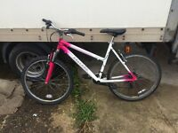 ladies mountain bike cheap ideal student bike