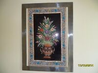 INDIAN HANDICRAFT PICTURE FRAME