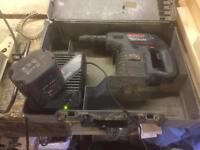 Bosch 24v hammer drill