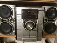 Sony 2 speaker stereo