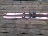 Atomic Sport Lite skis