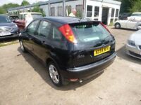 FORD FOCUS - NX54NFR - DIRECT FROM INS CO