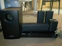 Home cinema surround system Samsung HT-Z310