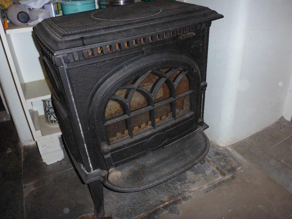 jotul 3 td wood burning stove in ivybridge devon gumtree