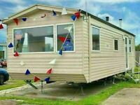 Cheap static caravan for sale sited in essex ! Site Fees Frozen @ £2500 Till 2029
