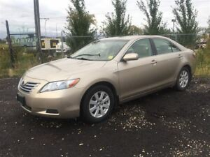 2007 Toyota Camry Hybrid Heated Leather, Sunroof, New Tires