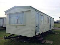 static caravan for private sale on crimdon dene north east coast