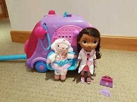 Doc McStuffins Mobile Clinic