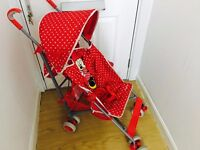 Mothercare Jive Minie Mouse Stroller
