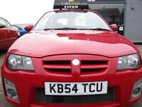 MG ZR 1.4 105 3dr (red) 2005