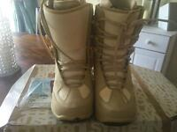 Atomic Snowboarding Boots new in box