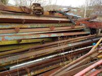 Steel girders(RSJ)