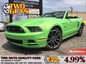 2014 Ford Mustang GT | GOTTA HAVE IT GREEN!!!!