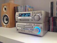 sharp hifi md-mx30 mini disc recorder