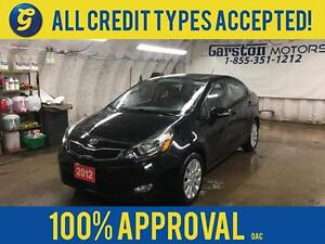 2012 Kia Rio EX*POWER SUNROOF*KEYLESS ENTRY*HEATED FRONT SEATS*