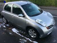 2004 Nissan micra 1.5 dci 30 road tax !