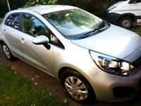 Kia rio 1 air ecodynamics 1.1 crd 5 door