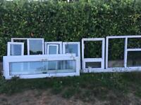 Selection of double glazing units