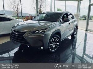 2015 Lexus NX 200t * LUXURY PACKAGE * GPS * AWD *