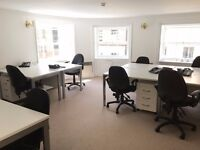 Offices for rent at The Strand London from £111 per person p/w - Rates Included