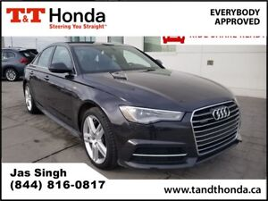 2016 Audi A6 Progressiv* No Accidents, One Owner, Heated Seats*