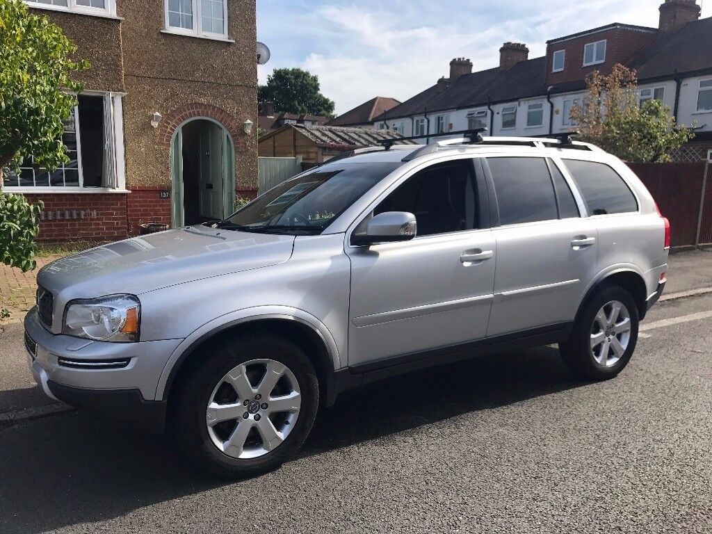 Volvo Xc90 Se Lux Facelift Model 2 4 D5 Geartronic Awd 200bhp 55 000 Miles Owners Fsh Keys