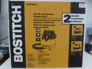 Bostitch Tool & Compressor Combo Pack - We Buy and Sell Pre-Owned Tools - 116533 JE626405