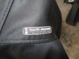 forth element undersuit jacket
