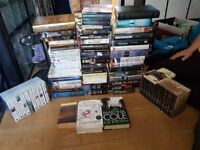 joblot of books 78 in total