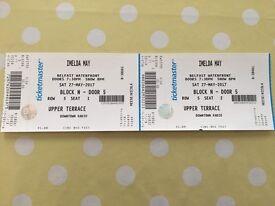 Imelda May Tonight Waterfront Hall 2 Tickets