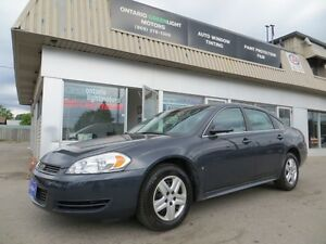 2009 Chevrolet Impala 1 owner, loaded ,certified