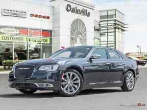 2016 Chrysler 300 C   HEATED LEATHER   PANORAMIC ROOF   BACK UP