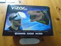 mobile phone 3D gammer glasses