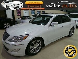 2012 Hyundai Genesis 3.8 Technology 3.8 TECH| NAVI| SUNROOF|...