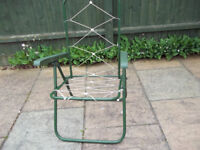 Garden chair FRAME