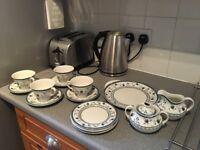 Doulton tea set