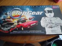 Top gear official book and dvd set