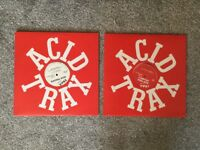 Acid Trax Vol 1 + 2 US Import Vinyl