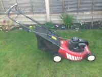 Later Self propelled Petrol Lawnmower £70.00