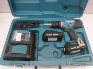 Makita 18V Cordless Drill Kit - We Buy and Sell Pre-Owned Power Tools at Cash Pawn - 108970 - OR1029405