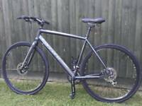 "Carrera Gryphon 21"" hybrid bike"