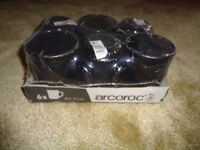 Arcoroc 6 cups New