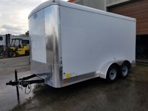 2019 CONTINENTAL CARGO 7x14 Tailwind Extended Height